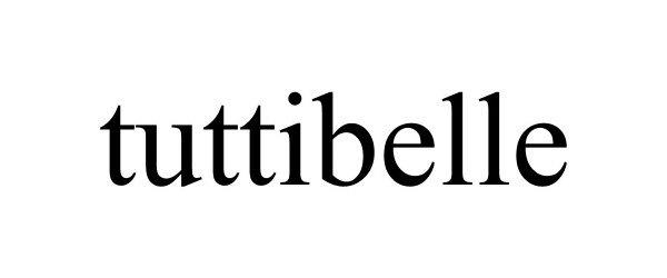 Trademark Logo TUTTIBELLE