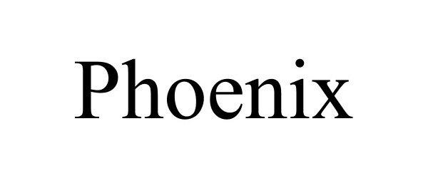 Trademark Logo PHOENIX