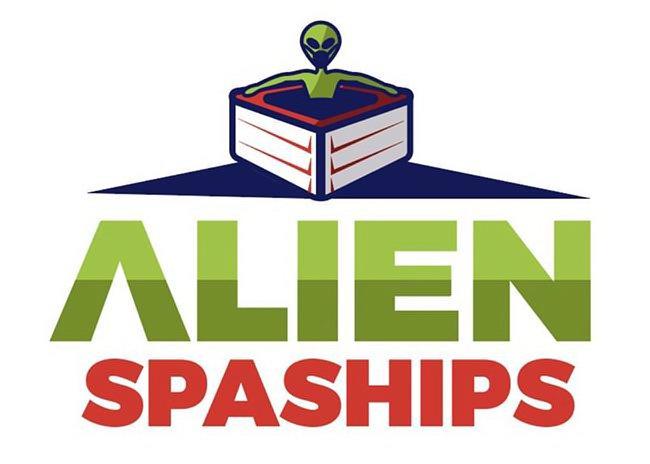 Trademark Logo ALIEN SPASHIPS