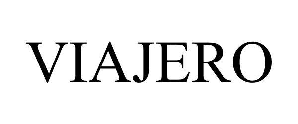 Trademark Logo VIAJERO