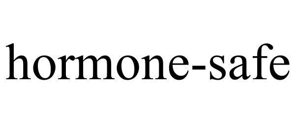 Trademark Logo HORMONE-SAFE