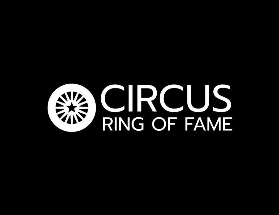 Trademark Logo CIRCUS RING OF FAME