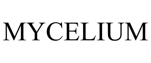 Trademark Logo MYCELIUM