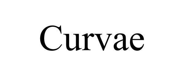 Trademark Logo CURVAE