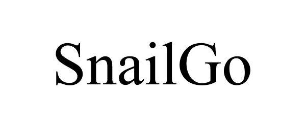 Trademark Logo SNAILGO