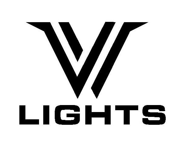 Trademark Logo VV LIGHTS