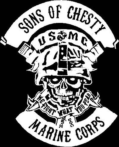 sons of chesty usmc we fight what you fear devil dog marine corps jonathan e kirk trademark registration sons of chesty usmc we fight what you