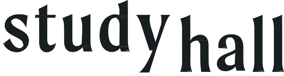 Trademark Logo STUDY HALL