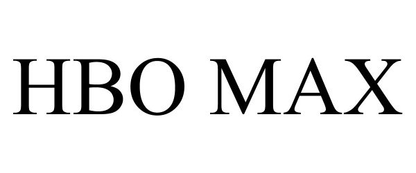 Trademark Logo HBO MAX