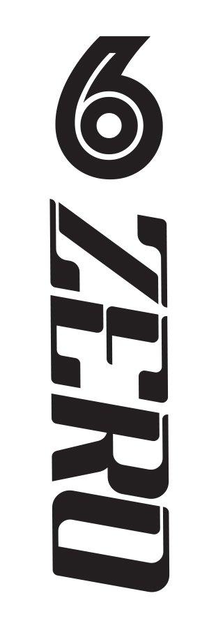 Trademark Logo 6 ZERO