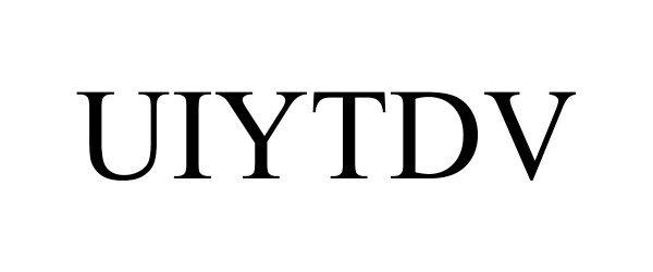 Trademark Logo UIYTDV