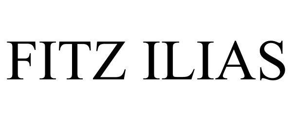 Trademark Logo FITZ ILIAS