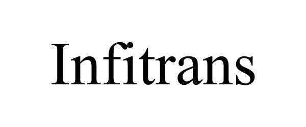 Trademark Logo INFITRANS