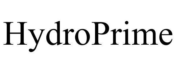 Trademark Logo HYDROPRIME