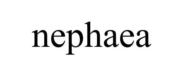 Trademark Logo NEPHAEA