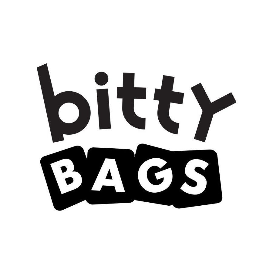 Trademark Logo BITTY BAGS
