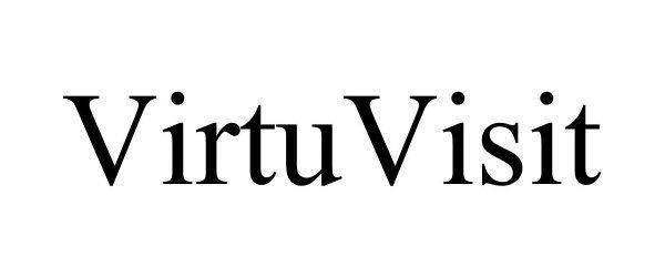 Trademark Logo VIRTUVISIT