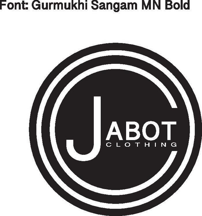 Trademark Logo JABOT CLOTHING