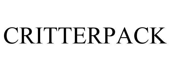 Trademark Logo CRITTERPACK