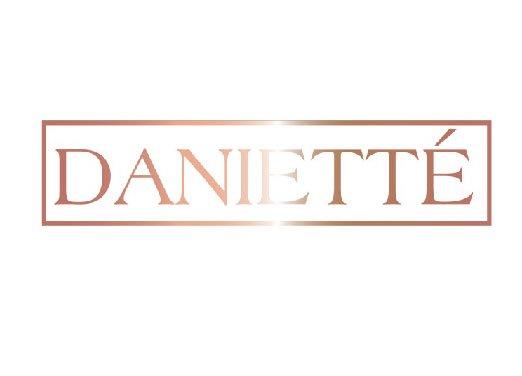 Trademark Logo DANIETTÉ
