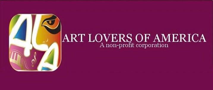 Trademark Logo ART LOVERS OF AMERICA