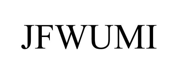 Trademark Logo JFWUMI