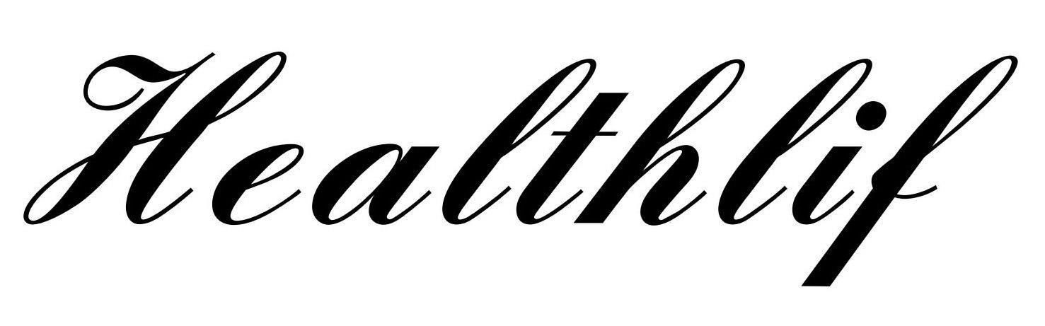 Trademark Logo HEALTHLIF