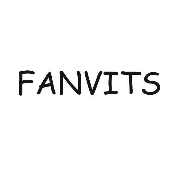 Trademark Logo FANVITS
