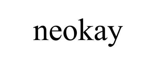 Trademark Logo NEOKAY