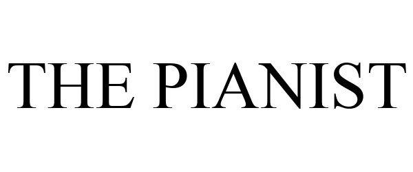 Trademark Logo THE PIANIST