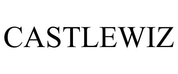 Trademark Logo CASTLEWIZ