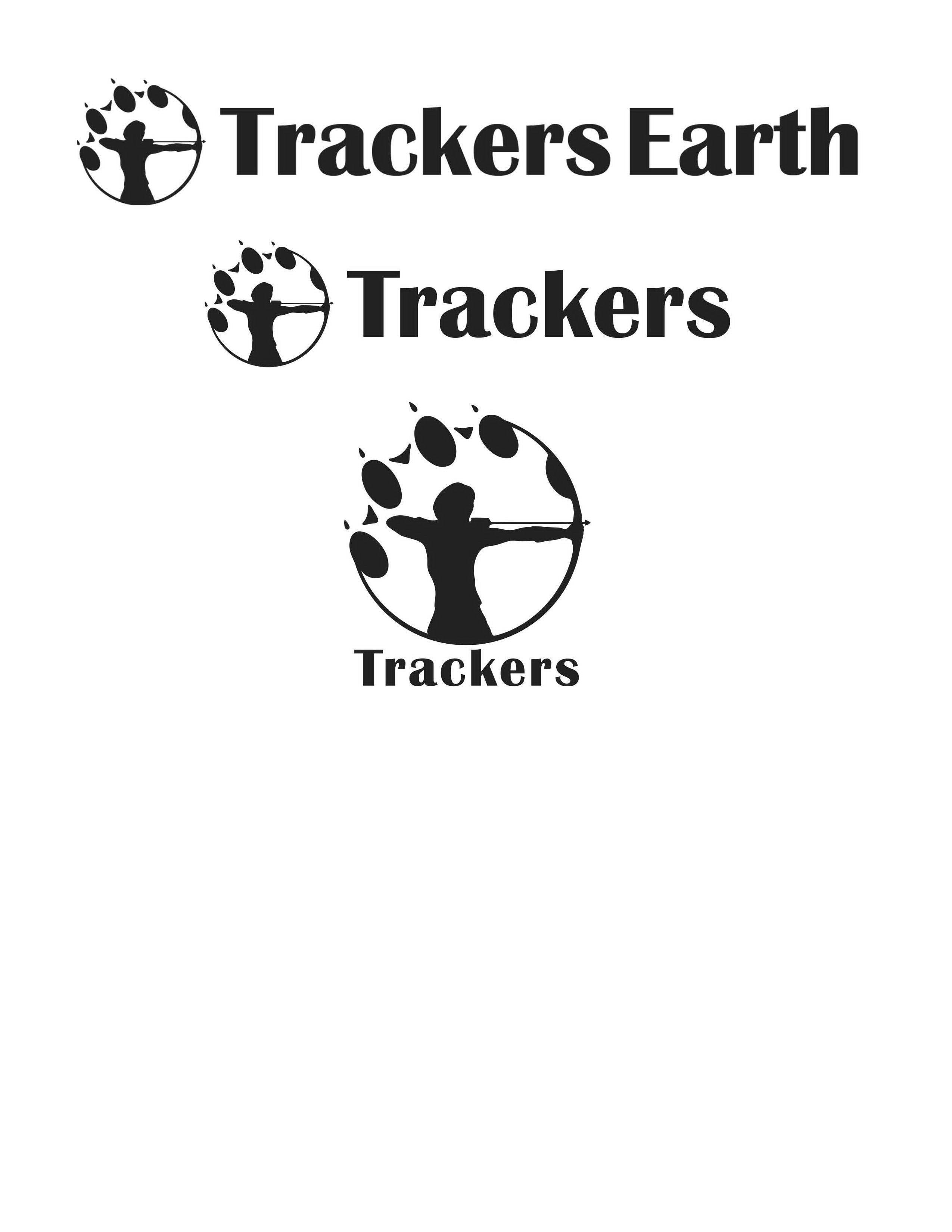 Trademark Logo TRACKERS
