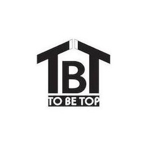 Trademark Logo TBT TO BE TOP