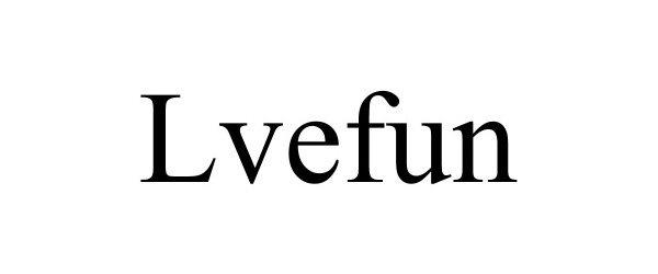 Trademark Logo LVEFUN