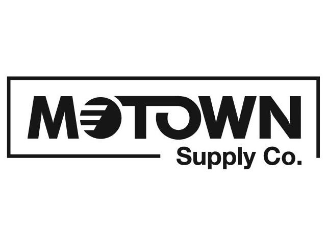 Trademark Logo MOTOWN SUPPLY CO.