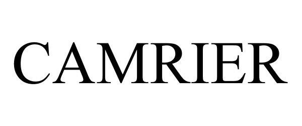 Trademark Logo CAMRIER