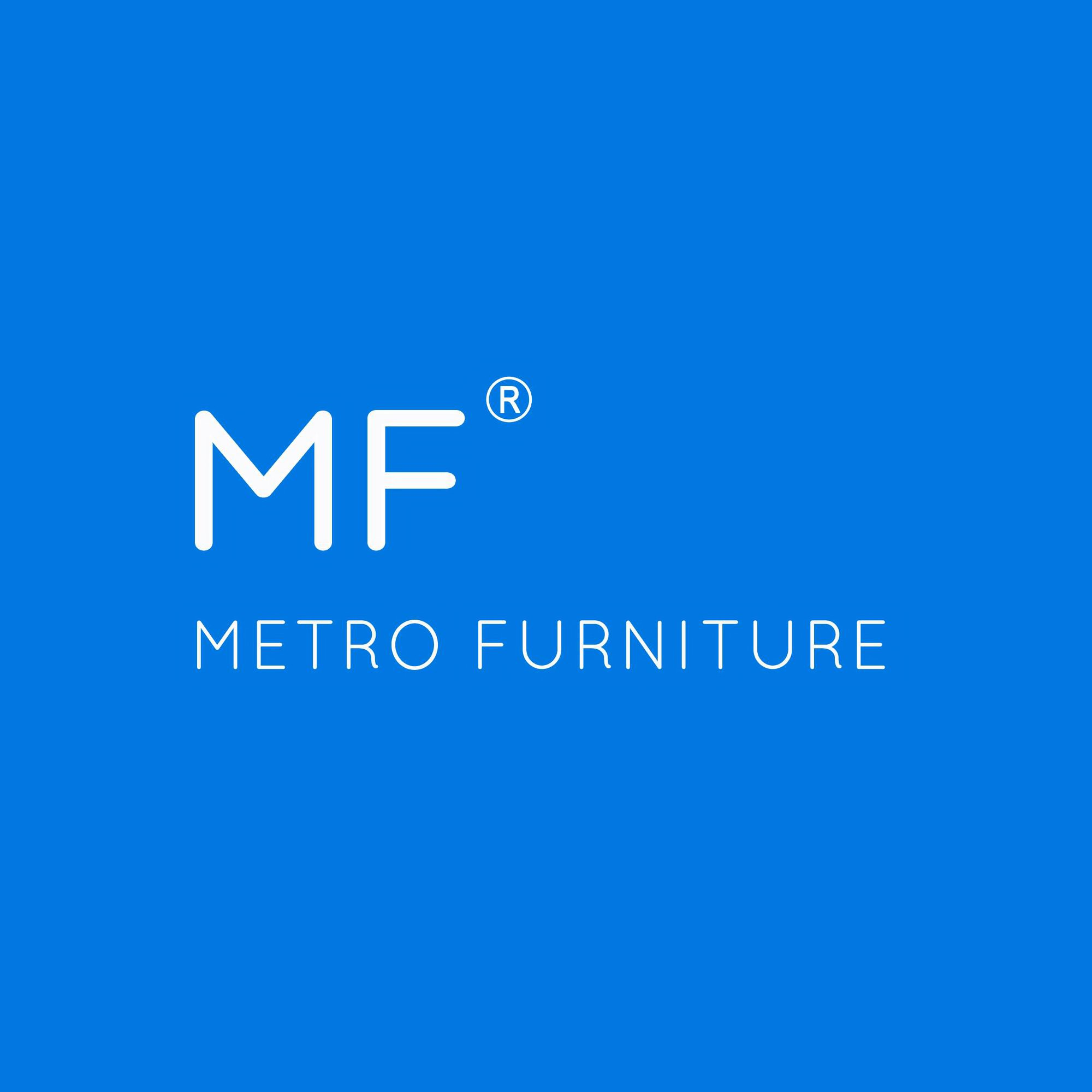 Trademark Logo STYLIZED MF WITH METROFURNITURE