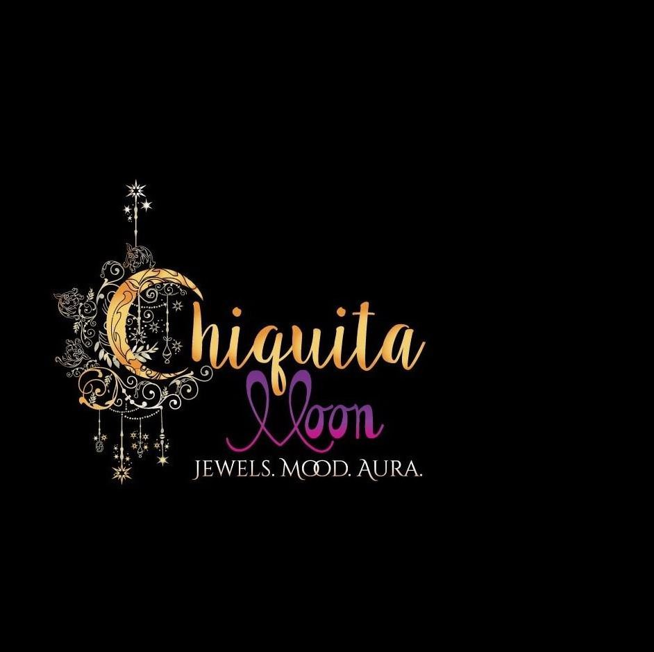 Trademark Logo CHIQUITA MOON JEWELS. MOOD. AURA.