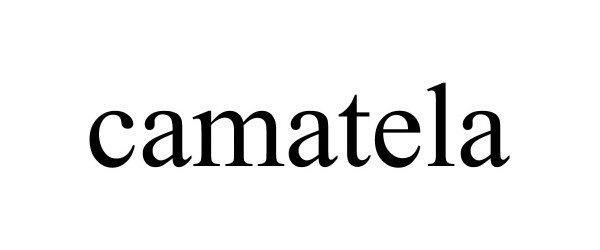 Trademark Logo CAMATELA