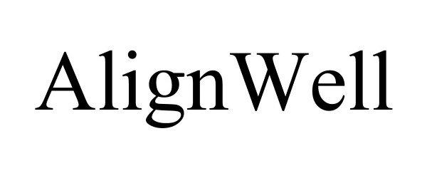 Trademark Logo ALIGNWELL