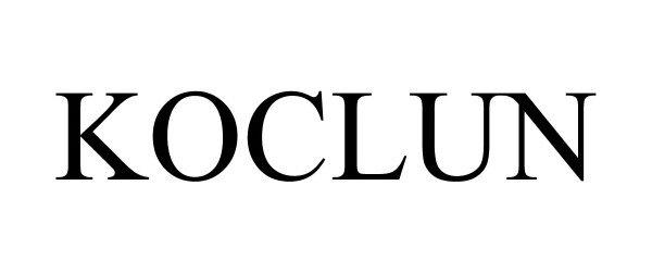 Trademark Logo KOCLUN