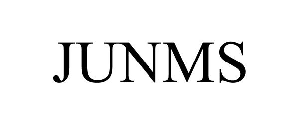 Trademark Logo JUNMS