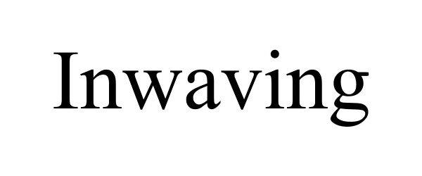 Trademark Logo INWAVING