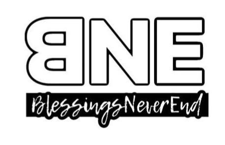 Trademark Logo BNE BLESSINGSNEVEREND