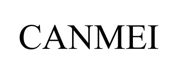 Trademark Logo CANMEI