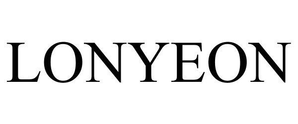 Trademark Logo LONYEON