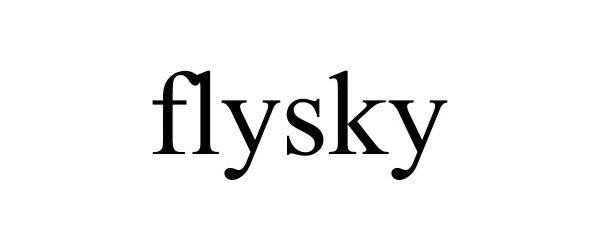 Trademark Logo FLYSKY