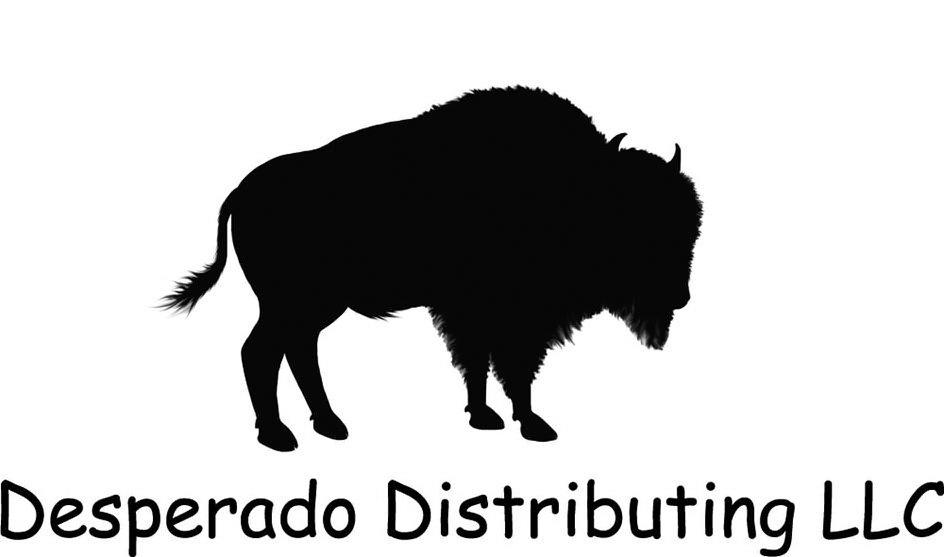 Trademark Logo DESPERADO DISTRIBUTING LLC