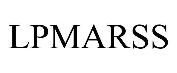 Trademark Logo LPMARSS