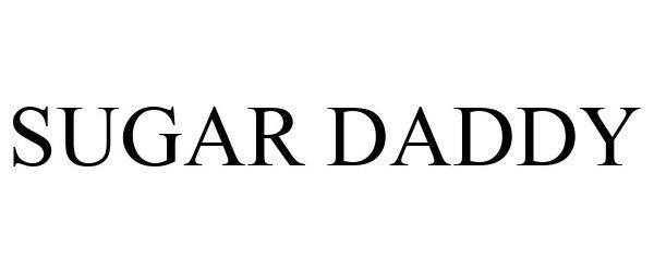Trademark Logo SUGAR DADDY